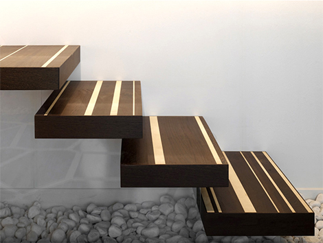 Best Wood Stairs with Minimalist Designs