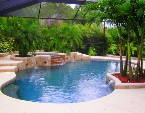 Excellent Home Swimming Pool Designs in 2012
