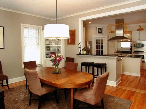 Excellent Kitchen and Dining Room Architecture Design