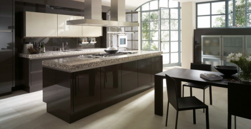 Great Kitchens Designs with Luxurious Interior