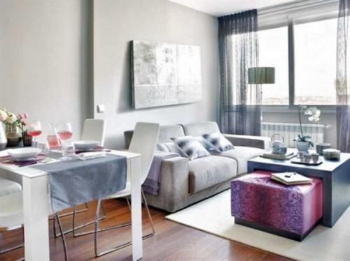 Great Living Room Interior Concept in 2012