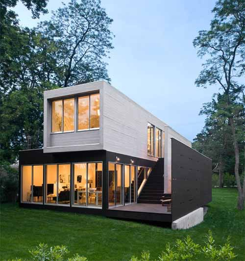 Healthy Style Home with Minimalist Home Architecture