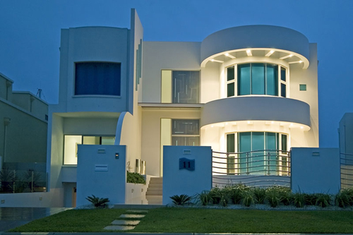 House Architecture with Level Designs