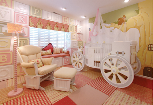 Inspiration of Nursery Room For BAby