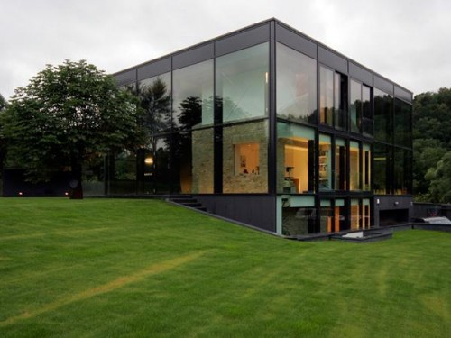 Luxurious Grass Home Designs Architecture