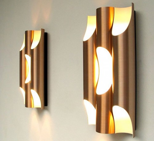 Luxurious House Wall Lights for 2011