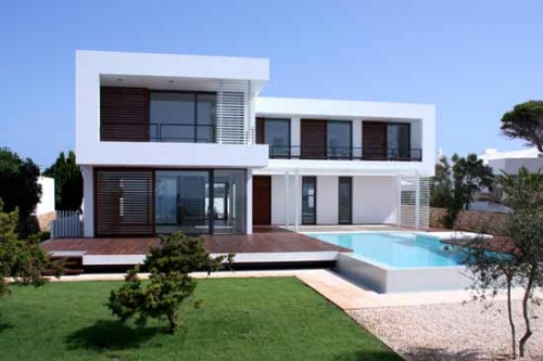 Luxurious Minimalist Home for 2011 Trendy