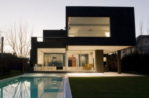 Luxurious Modern House Artistic Designs in 2012