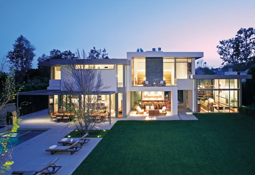 Luxury House Designs with 2012 Architecture