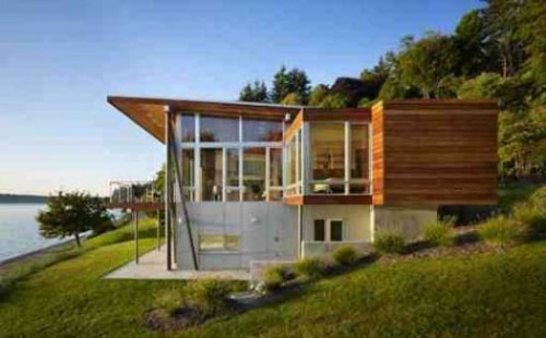 Natural House with Style Riverside