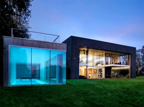 Natural Type Home with Modern Home Designs