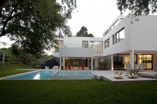 Natural Type for Minimalist Home Architectural