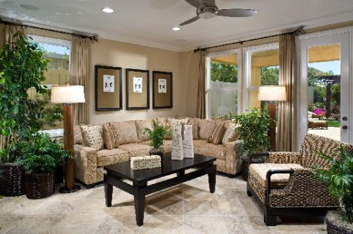 New Family Room Designs Architecture