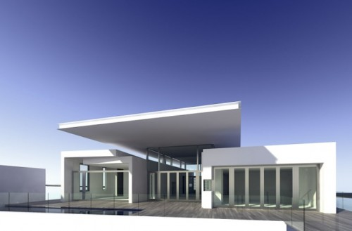 Simple Home Designs with 2012 Art