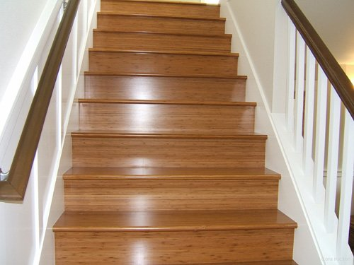 Wood Stairs Design Type